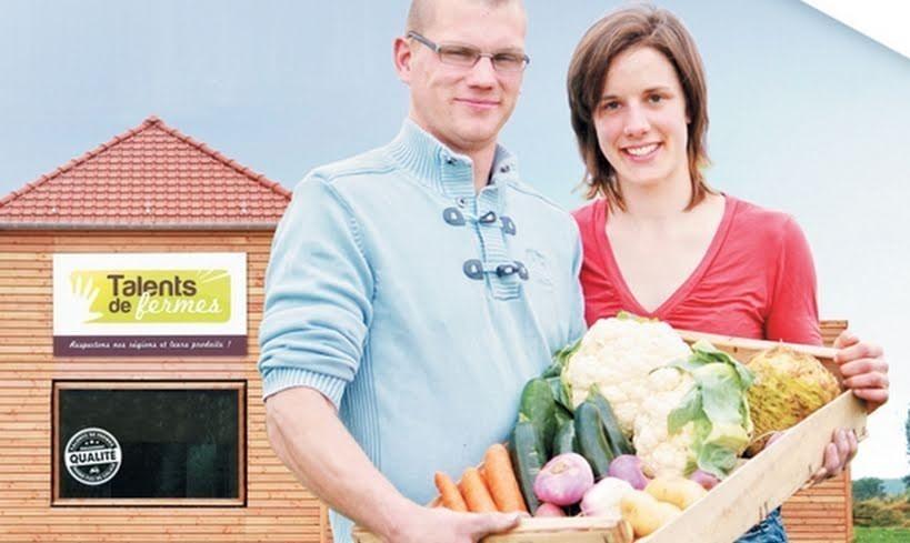 Des paysans court-circuitent la grande distribution en créant leur supermarché