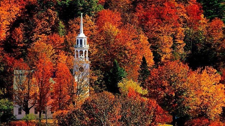Burlington, Vermont. Ville 100% énergie renouvelable.