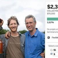 2 millions de dollars en 48H. La «ruche robinet» est un succès