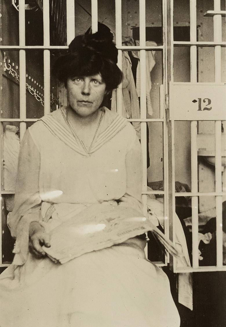 Lucy_Burns_in_Occoquan_Workhouse
