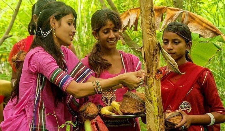 Le village Indien qui célèbre l'éco-féminisme