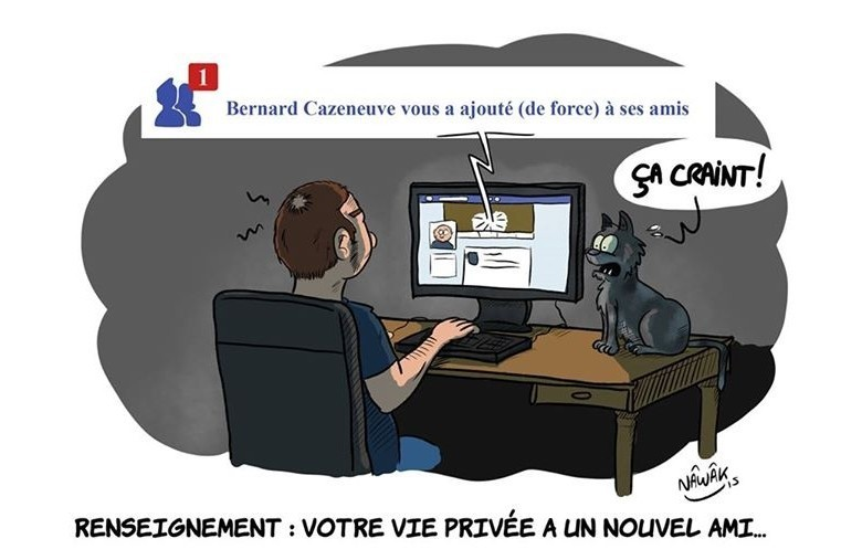 Patriot Act Made in France : des mesures liberticides votées en catimini