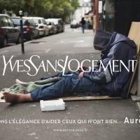 Ils détournent les marques de luxe au profit des sans-abris