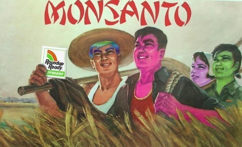 OGM : Quand l'Union européenne se soumet au diktat des cartels semenciers Monsanto-41377-e1430609946767