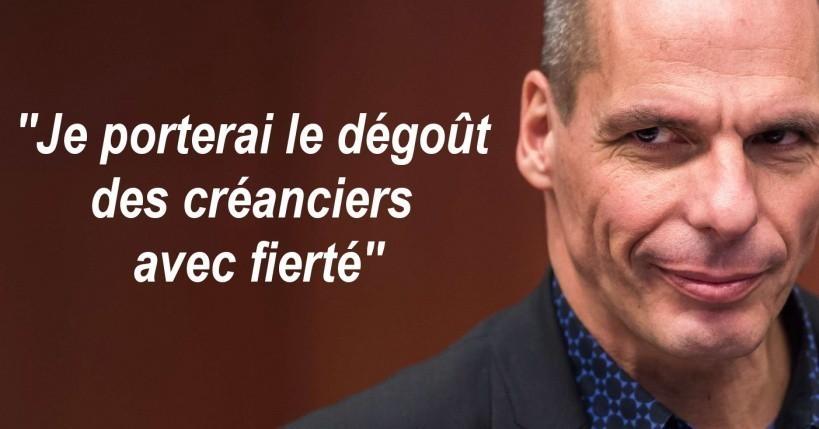 Grèce : les annotations de Yanis Varoufakis dévoilées