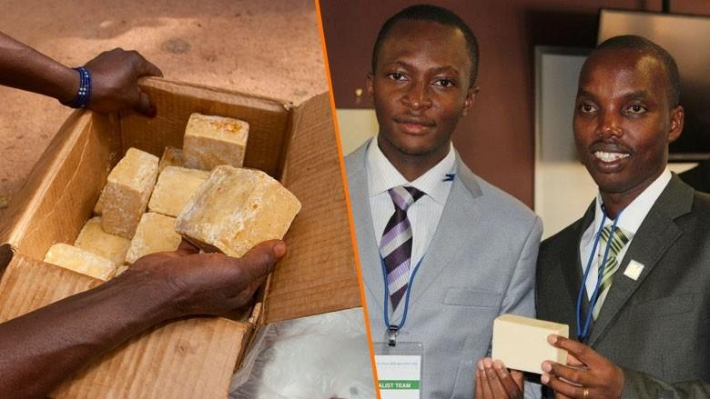 Ils inventent un savon anti-paludisme pouvant sauver des milliers de vies