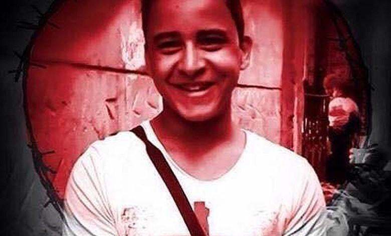 19 ans, emprisonné et torturé pour un T-shirt contre la torture