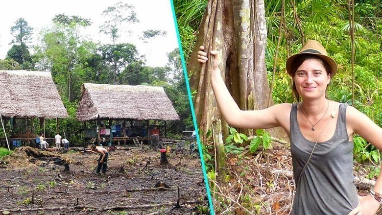 Un éco-lodge en Amazonie au profit des indigènes lancé par une jeune française