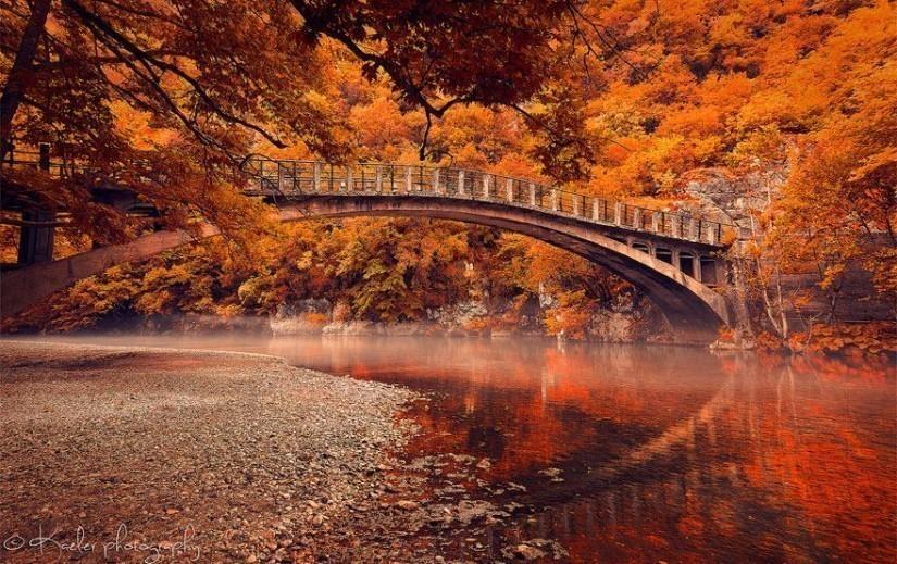 C'est de toute beauté : sites et lieux magnifiques de notre monde.  A-825x519