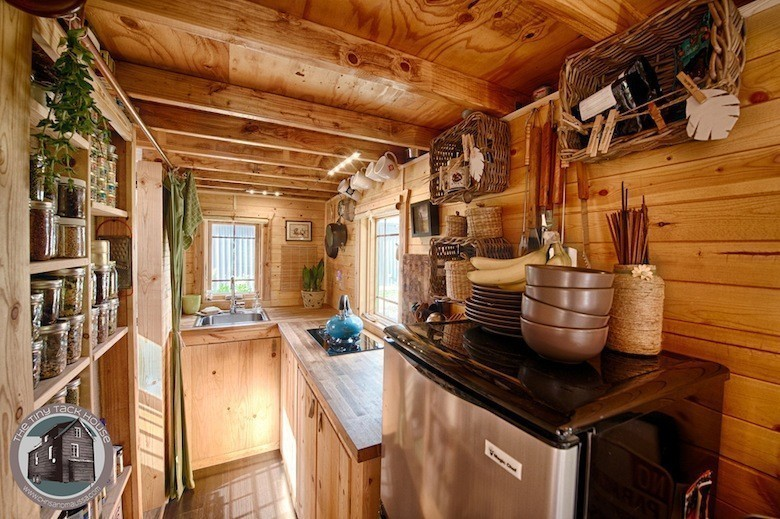 Construire votre micro maison en bois le blog de la for Micro maison bois