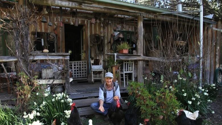 En Australie, une femme vit en auto-suffisance depuis 30 ans