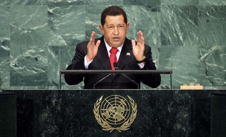 « Si le climat était une banque, il serait déjà sauvé » l'étonnant discours d'Hugo Chavez à la COP15