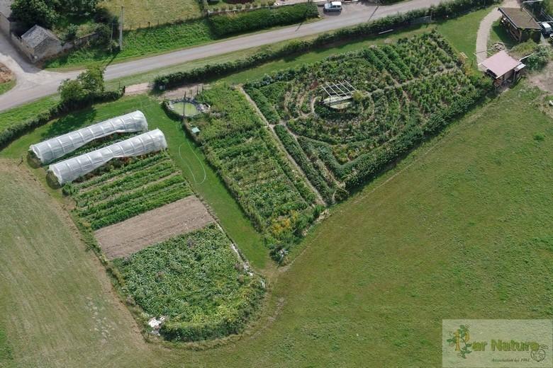Jardin Croq'Plantes, Croq'Santé