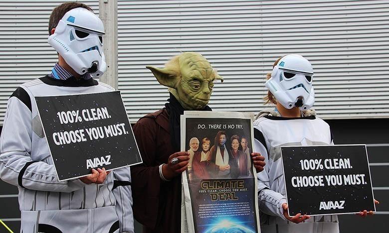 COP21 : Jamais l'hypocrisie n'aura atteint de tels sommets 23677907275_8d1ea38a13_k
