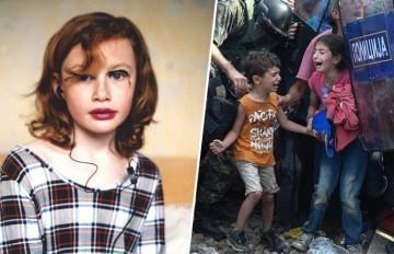 Les photographies d'enfants les plus frappantes de 2015
