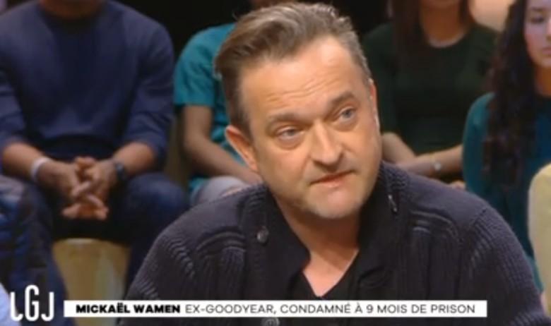 Ex-Goodyear condamné à la prison ferme, Mickael Wamen témoigne