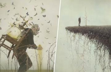 Nature, humain et impact : le monde imaginaire de Shana et Robert ParkeHarisson