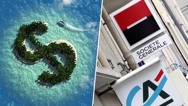 Paradis fiscaux : un rapport accable les banques françaises