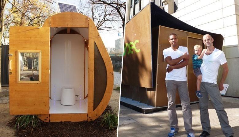 Une Scop française propose de révolutionner nos toilettes