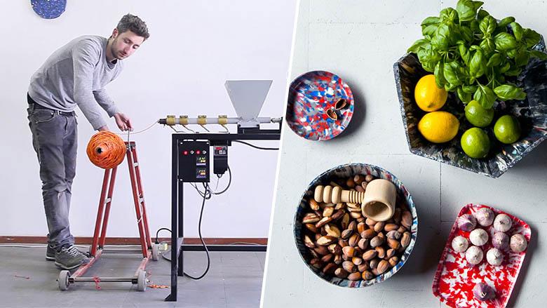 des machines open source pour recycler le plastique la maison. Black Bedroom Furniture Sets. Home Design Ideas