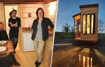 Habitat alternatif : ils veulent démocratiser la «tiny house» en France