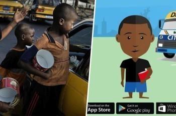 Un jeu smartphone pour exposer l'horrible condition des enfants talibés