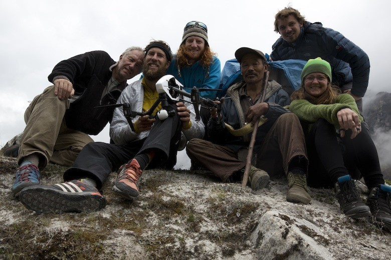 Au-delà des nuages, le voyage extraordinaire au cœur du Népal d'Éric Valli 03Eric_Valli