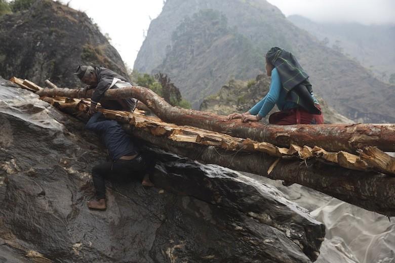 Au-delà des nuages, le voyage extraordinaire au cœur du Népal d'Éric Valli 04Eric_Valli