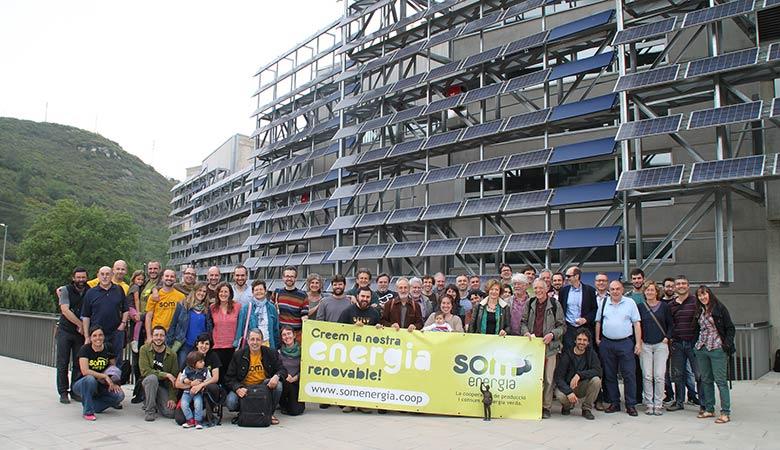Espagne : succès d'une coopérative productrice d'énergies renouvelables