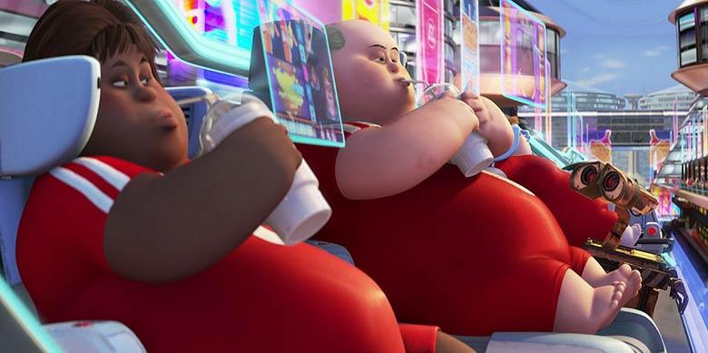 Les signes que nous vivons déjà la dystopie décrite dans Wall-E