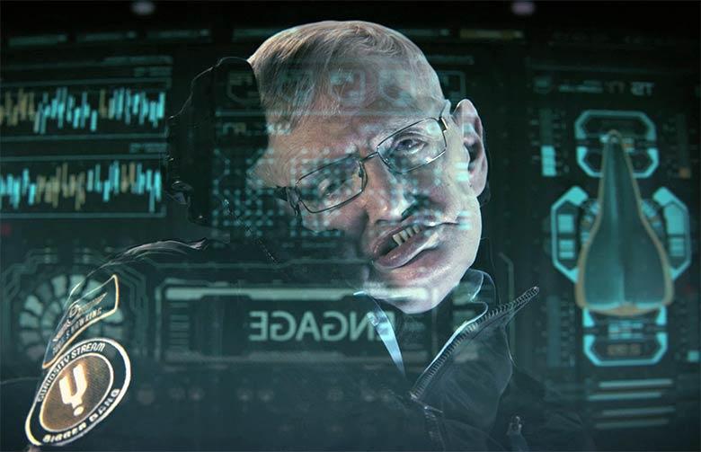 S.Hawking met en garde sur l'existence d'une éventuelle vie extra-terrestre supérieure