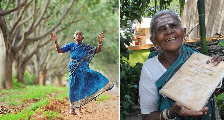 C'est l'histoire d'une centenaire « heureuse maman » de plus de 300 arbres…