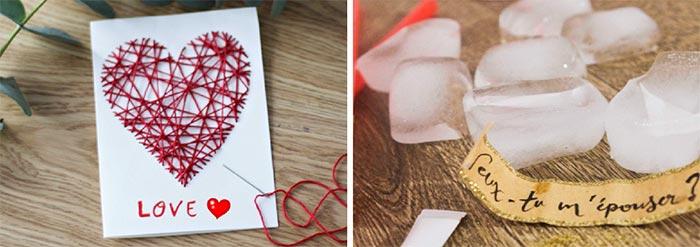 7 id es de cadeaux faire soi m me pour la st valentin - Cadeau fete des meres a faire soi meme facile ...