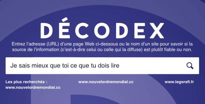 le d codex du monde est il vraiment fiable. Black Bedroom Furniture Sets. Home Design Ideas