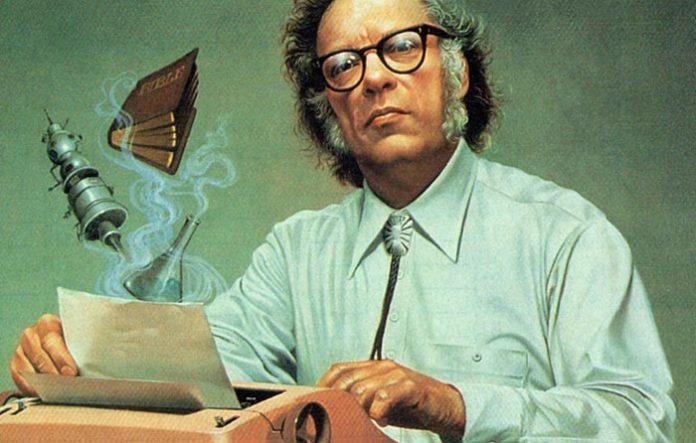 D'Orwell à Asimov : les romanciers du 20ème siècle nous avaient prévenu ! dans LITTERATURE, ARTS, CULTURE Isaac-Asimov-696x443