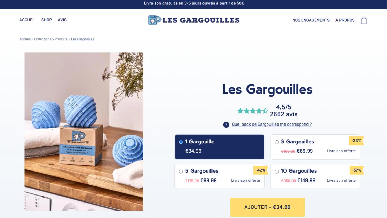 Gargouilles : la vérité sur ces boules en plastique qui lavent l'esprit critique