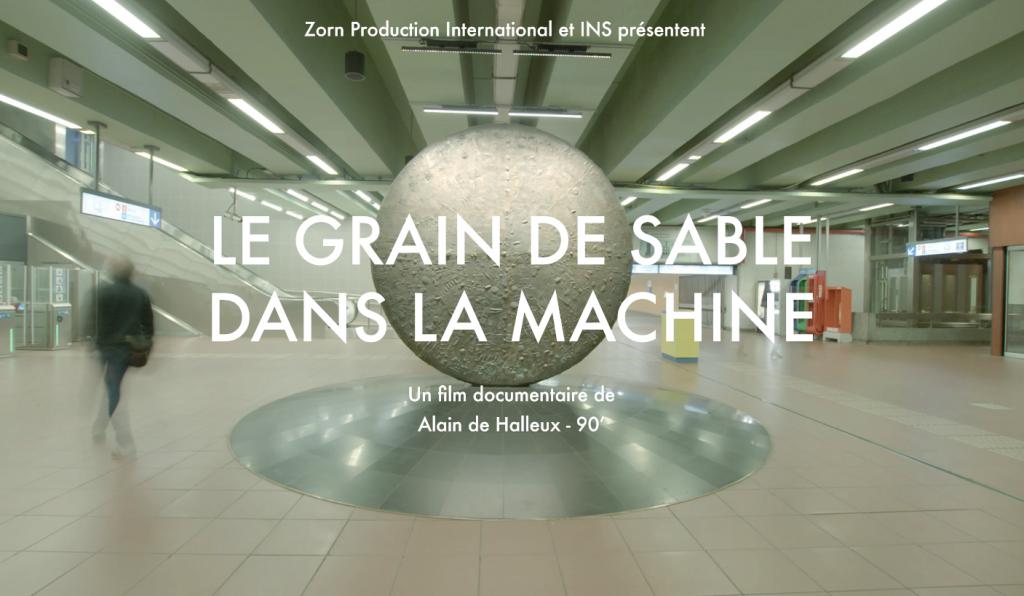 Le Grain de sable dans la machine: une autre analyse de la pandémie